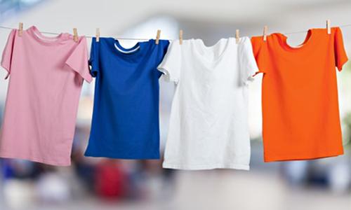 衣類の繊維