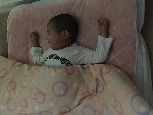 睡眠時間帯