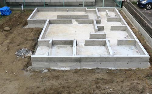 遮音性の高い鉄筋鉄骨コンクリート(SRC)造