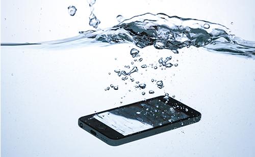 iphone6sが水没したときの対処法