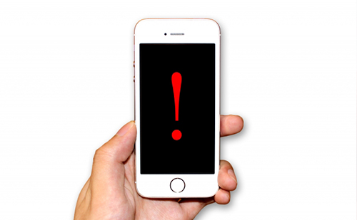 iphone6s水没後は復活しても注意が必要