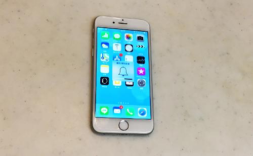 iphone6s水没後の対処、結果は・・・