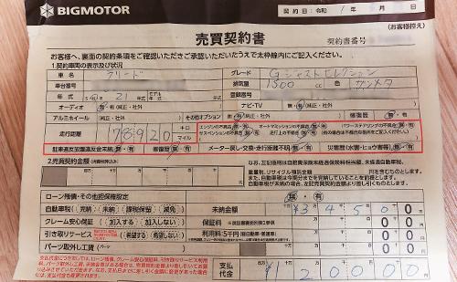 車を売却する際のポイントと注意点