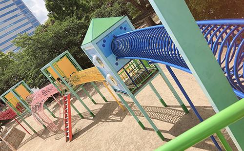 大阪城公園にある子供の遊び場のデメリット