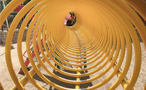 大阪城公園にある子供の遊び場のメリット